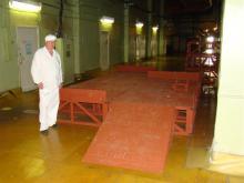 Сборка стенда-имитатора на Белоярской АЭС