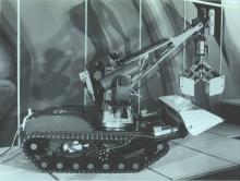 «Мобот-Ч-ХВ-2» подготовленный к отправке на ЧАЭС
