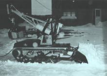 Приемо-сдаточные испытания «Мобот-Ч-ХВ-2» на территории Чернобыльской АЭС