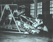 Транспортно-посадочный модуль для доставки «Мобот-Ч-ХВ-2» на крышу АЭС